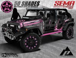 sema jeep yj artstation 50 shades jeep wrangler sema 2017 matt bernal