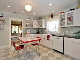 vintage kitchen tile backsplash beautiful retro kitchen appliances countertops backsplash retro