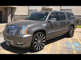 build a cadillac escalade the most gorgeous car audio build of 2017 insomnia