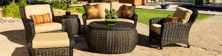 wicker patio furniture dreux collection ebel