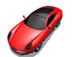 alfa romeo disco volante alias model on behance
