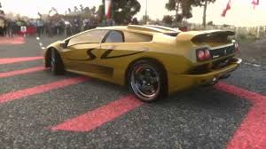lamborghini classic driveclub ps4 gameplay best in class super lamborghini