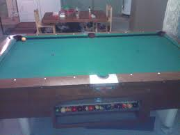 Valley Pool Tables by Identify This Valley Pool Table Va 6169 X