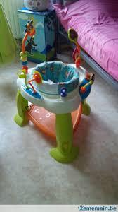 siege d eveil table d éveil avec siège rotatif bright starts a vendre 2ememain be