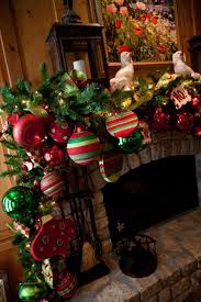 71 best christmas mantel images on pinterest christmas mantels