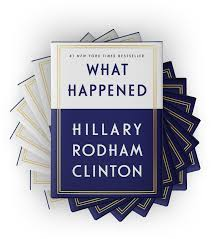 bookclub sweepstakes what happened by hillary rodham clinton