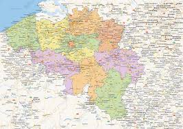 map and belgium digital political map of belgium 1426 the world of maps