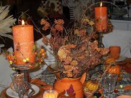 centerpiece for thanksgiving colorful fall table decoration party decorations and
