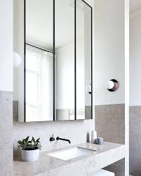 Bathroom Medicine Cabinets Ideas Black Bathroom Mirror Bathroom Mirrors Black Bathroom Medicine