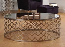 smoked glass coffee tables uk modern round honeycomb effect coffee table with smoked glass top