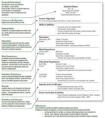 well written resume resume templates