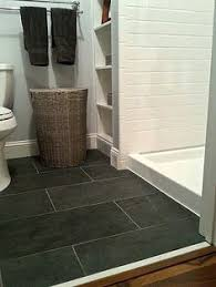 Black Bathroom Floor Tile 9 Gorgeously Graphic Bathrooms Courtesy Of Instagram Black