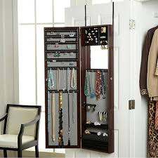 Girls Jewelry Armoire Over The Door 48