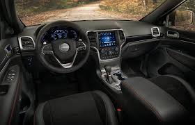 jeep compass dashboard the jeep brand introduces new 2017 grand cherokee trailhawk and