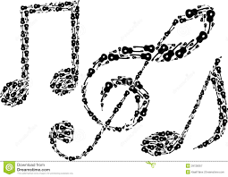 music notes royalty free stock photography image 29728357