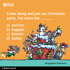 british council malaysia christmas quizzes on behance
