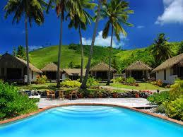tamanu beach accommodation cook islands