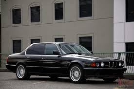1990 bmw 7 series 7 series b11 3 5
