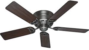 Low Profile Ceiling Fan Without Light Home Lighting Low Profile Ceiling Light Low Profile Outdoor