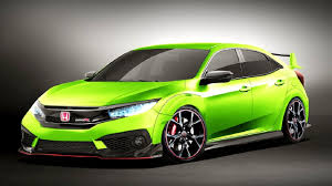 honda hatchback type r honda civic type r hatchback 2016 look