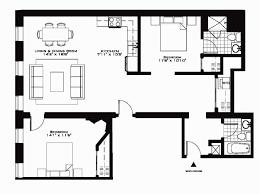 2 bedroom apartment floor plan uk