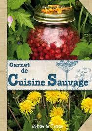 cuisine sauvage calaméo carnet de cuisine sauvage