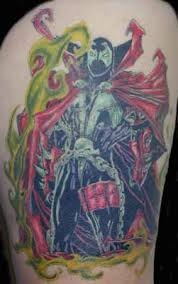 spawn tattoos spawn pictures spawn photos