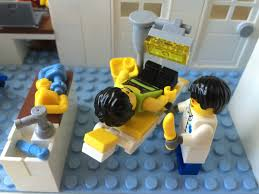 Lego Office Lego Ideas Dentist Office