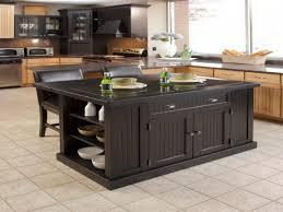 kitchen designs with islands and bars kitchen island ideas black
