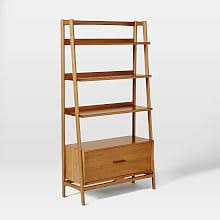 Storage Bookshelf Home Office Storage Furniture West Elm