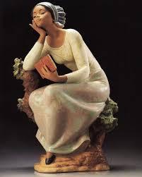 1085 best lladro figurines images on figurines