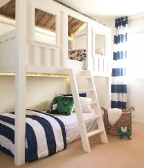ana white loft cabin bed diy projects