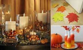autumn decorations 10 wonderful autumn decorations home design garden