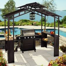 Small Patio Gazebo by Small Grill Gazebo Blitz Host