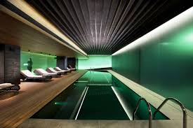 Pool Chairs Endearing Best Indoor Pool With Wood Deck And Modern Wicker Pool