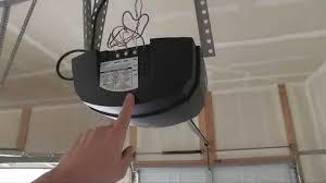 garage door sensor wire how to program a linear remote plus garage door opener