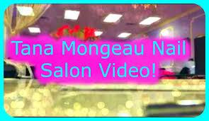 tana mongeau luxy nail salon recording youtube