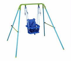 baby swing swing set hlc indoor outdoor safe infant toddler swing set for baby children