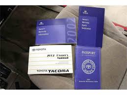2002 toyota tacoma for sale classiccars com cc 1012799
