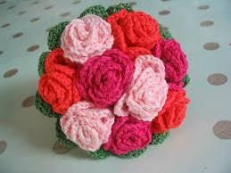 Free Pattern For Crochet Flower - 10 more beautiful and free crochet flower patterns