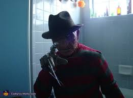 Freddy Halloween Costumes Coolest Homemade Freddy Krueger Costume