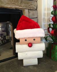 Christmas Decoration Santa Claus by Most Creative Christmas Decorations Crafty Morning