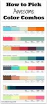 how to pick awesome color combos blog color combos and painting