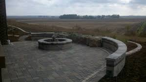 Landscaping Bloomington Il by Retaining U0026 Seat Walls Serenity Creek Design U0026 Landscaping