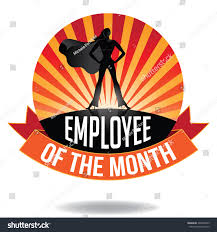 employee month burst icon eps 10 stock vector 246834829 shutterstock
