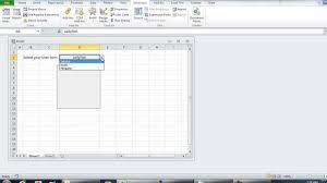 vba excel change image control using data validation worksheet