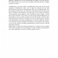 extraordinary medical administrative assistant cover letter no
