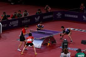 table tennis doubles rules table tennis wikipedia