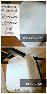 Kitchen Chair Covers Finally A Waterproof Washable Chair Cover That Is Actually