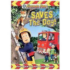 fireman sam dvds ebay